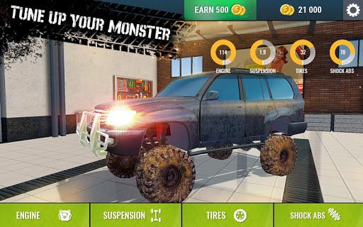 Offroad Driving Simulator 4x4: Trucks & SUV Trophy  Screenshots 5