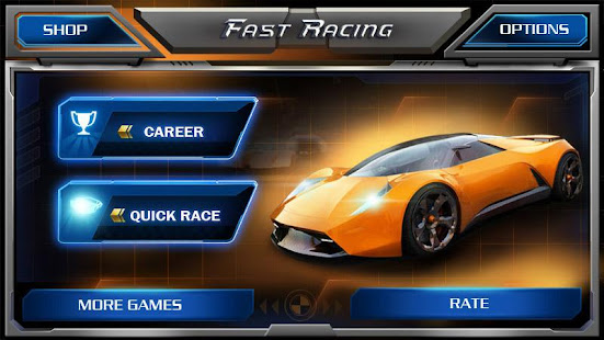 Fast Racing 3D Unlimited Money
