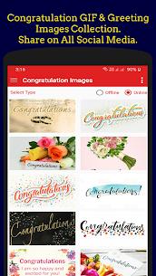 Congratulation GIF 💖 Collection 1