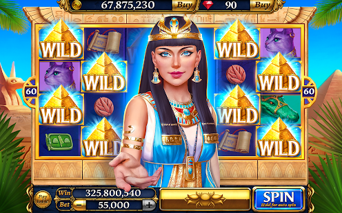 Jackpot Slot Machines - Slots Erau2122 Vegas Casino 1.75.3 Screenshots 9