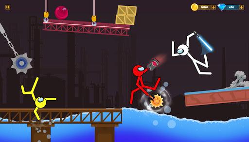 Supreme Stickman Battle: Stick War Fighting Games 1.0 screenshots 5