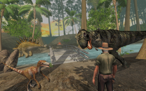 Dinosaur Safari: Online Evolution  screenshots 16