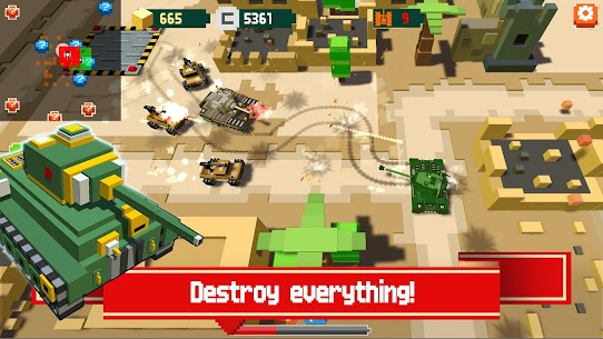 War Boxes Tank Strike Hack & Cheats Online 3