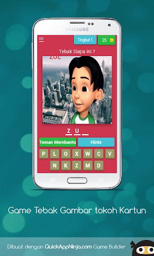 game tebak Gambar tokoh Kartun 8.22.4z screenshots 7