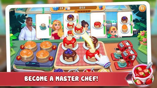 Cooking Life : Master Chef & Fever Cooking Game 8.1 screenshots 1