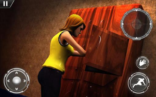 strange mom neighbor in town - mystery games screenshot 3