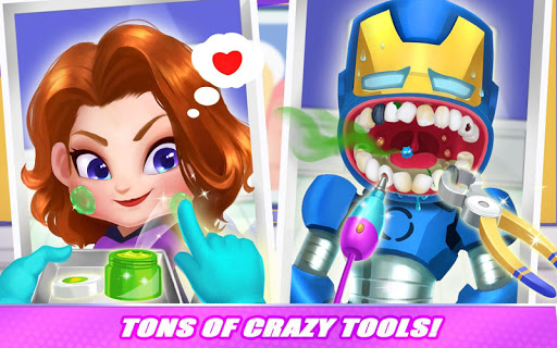 Superhero Dentist 1.2 Screenshots 10