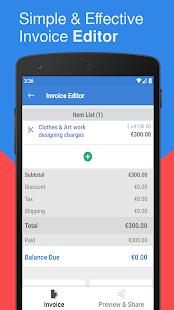 Invoice Temple - Invoice, Billing and Estimations