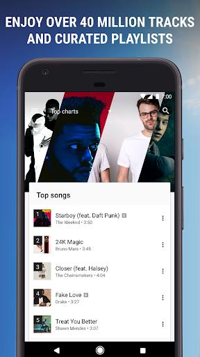 Google Play Music 8.28.8916-1.V Screenshots 4