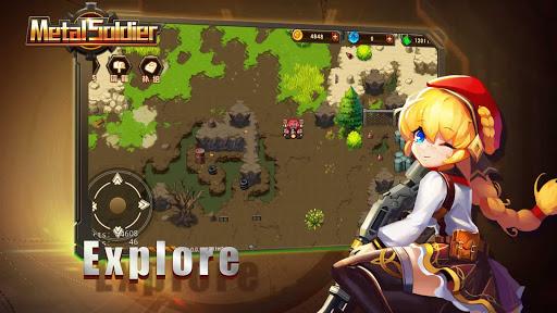 Metal Soldier apktram screenshots 12
