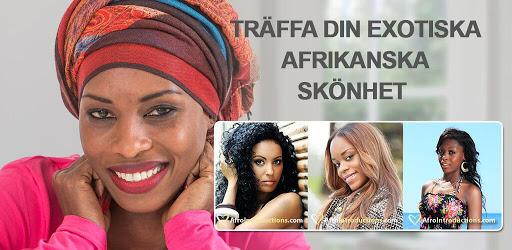 dejta afrikanska kvinnor sävsjö