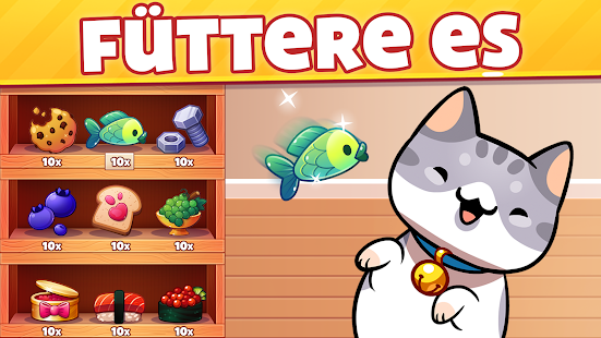 Katzenspiel (Cat Game) – The Cats Collector! Screenshot