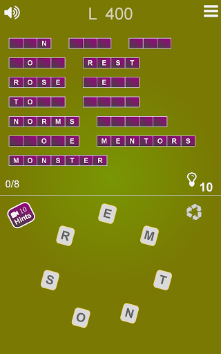 Word games collection - All in one  screenshots 9