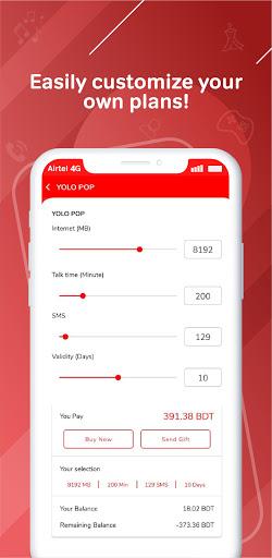 My Airtel - Bangladesh android2mod screenshots 6