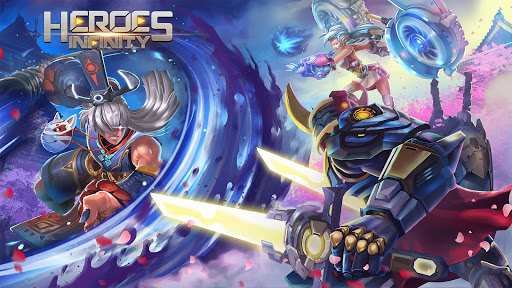 Heroes Infinity: RPG + Strategy + Super Heroes  screenshots 12