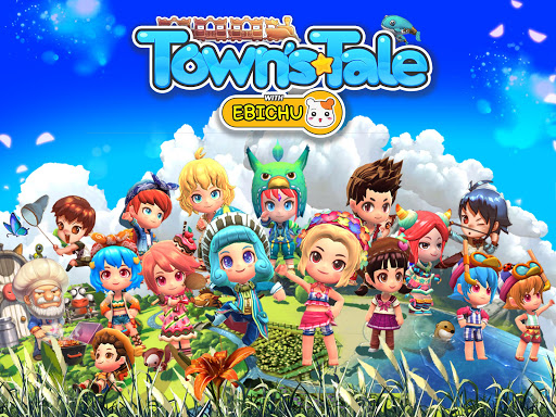 Townu2019s Tale with Ebichu android2mod screenshots 8