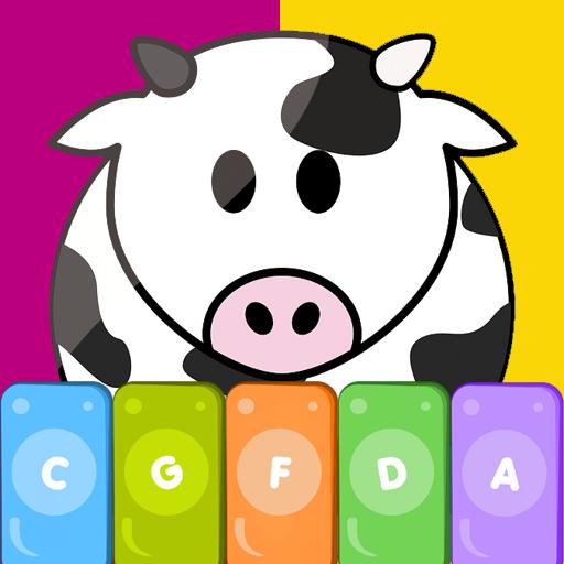 Baixar Piano Infantil Animais Fazenda para Android