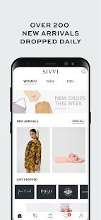 SIVVIオンラインファッションショッピング