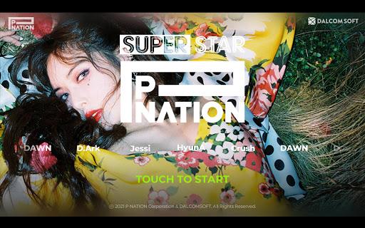 SuperStar P NATION  screenshots 7