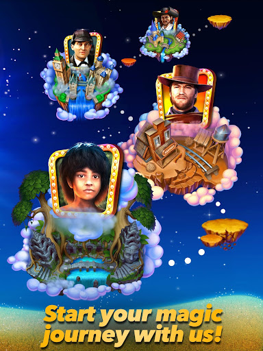 Sandman Slots - Slot Machines Journey with Bonus screenshots 15