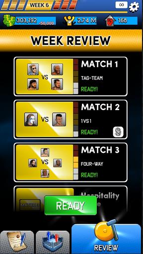 AEW Elite General Manager 1.0 screenshots 7