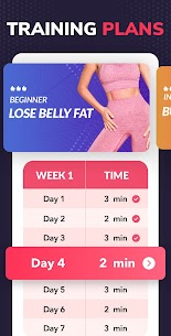 Lose Weight App for Women – Workout at Home 1.0.22 Apk 3