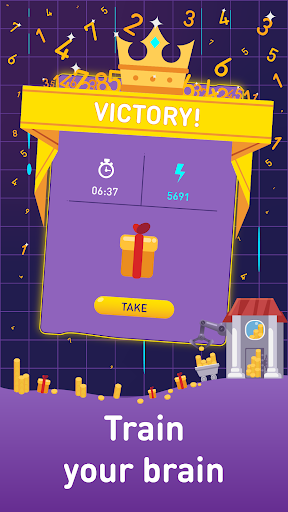 Numbers: Crazy Millions - Take Ten Logic Puzzle 1.2.4 screenshots 6