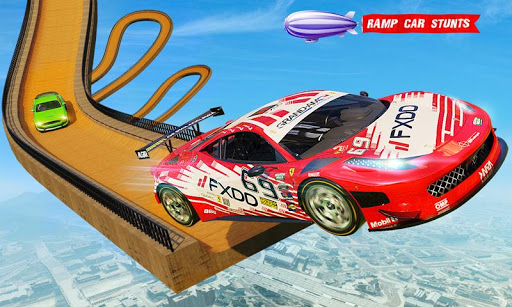 Ramp Car Stunts Racing - Extreme Car Stunt Games screenshots 5