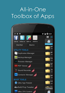 Ultra Explorer [Root Browser] For Pc   How To Use (Windows 7, 8, 10 And Mac) 1