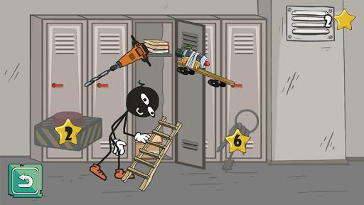 Stickman school escape 2 1.1.19 screenshots 2