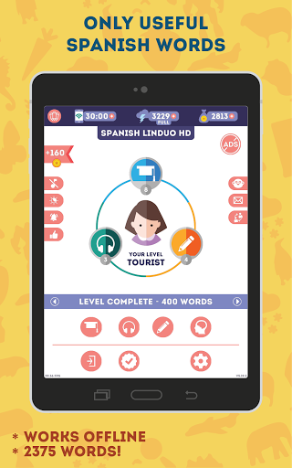 Spanish for Beginners: LinDuo HD  screenshots 10