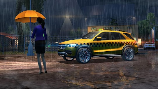 Taxi Sim 2020 MOD APK (Unlimited Money) 4