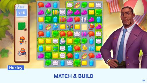 Match Town Makeover: Renovation Match 3 Puzzle apkdebit screenshots 18