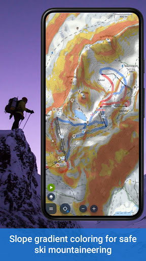 Locus Map 4: Hiking&Biking GPS navigation and Maps apktram screenshots 6