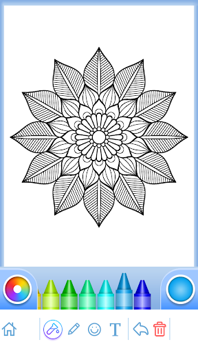 Coloring Book for Adults 8.2.0 screenshots 1