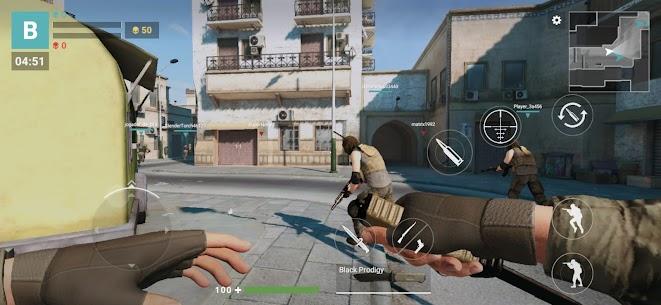 Modern Gun: Shooting War Games Mod Apk 1.0.1 (Unabated) 5