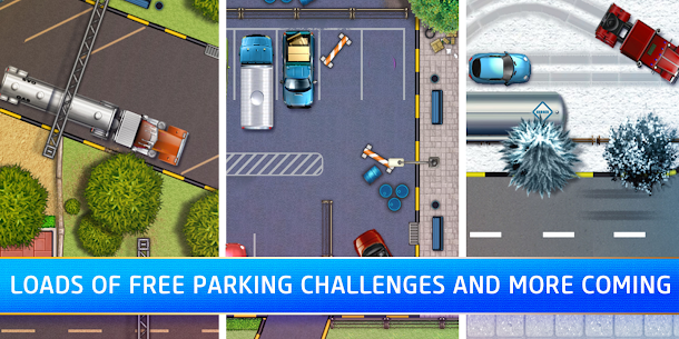 Parking Mania  Apps For Pc (Download For Windows 7/8/10 & Mac Os) Free! 2