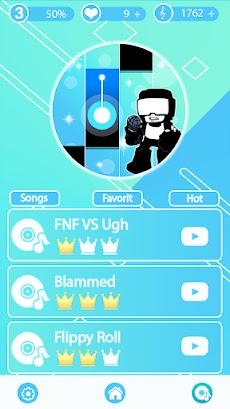 FNF Ugh - Friday Night Funkin Piano Tiles Gameのおすすめ画像1