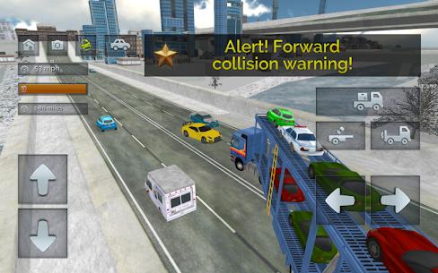 Euro Truck Driving Simulator Pro 5