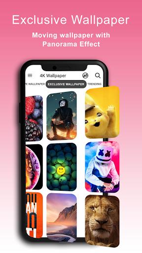 4K Wallpapers - HD, Live Backgrounds, Auto Changer 7.0 Screenshots 3