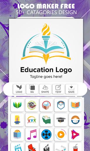 Logo Maker Free - Logo Maker 2020 & Logo Designer 4.6.0 Screenshots 8