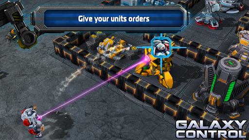 Galaxy Control: 3D strategy 34.44.64 screenshots 10