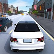 Car racing driving simulator 2021 highway traffic