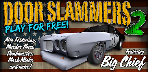 Door Slammers 2 Drag Racing screenshots 1