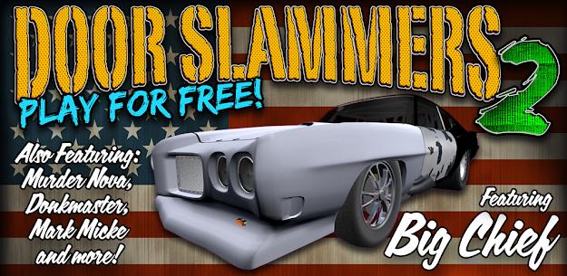Door Slammers 2 Drag Racing MOD APK 310144 (Unlimited Gold) 1