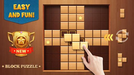 Wood Block Puzzle - Classic Brain Puzzle Game 1.5.9 screenshots 8