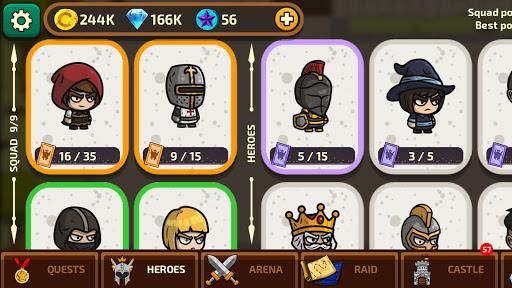 Raid Heroes: Sword And Magic 2.0.0 screenshots 4