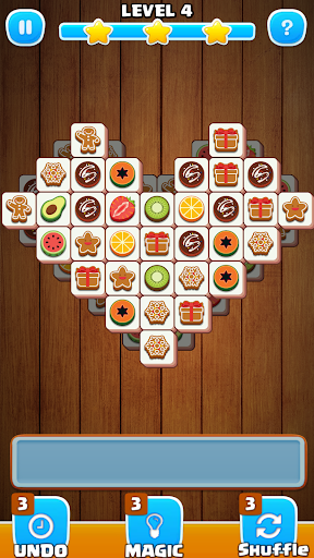 Tile Match Sweet - Classic Triple Matching Puzzle  screenshots 1