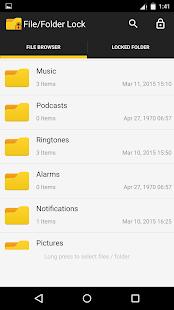 FileSafe - Hide File / Folder
