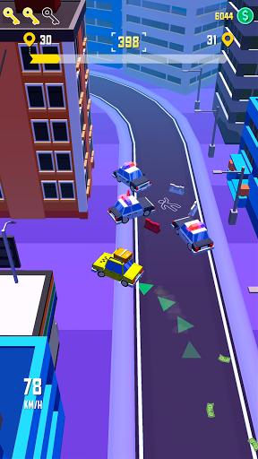 Taxi Run - Crazy Driver 1.30 screenshots 7